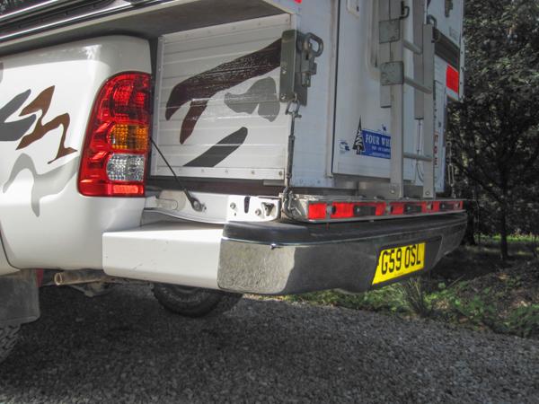 rear bumper 3