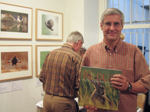 BWPC Me in the Mall Galleries