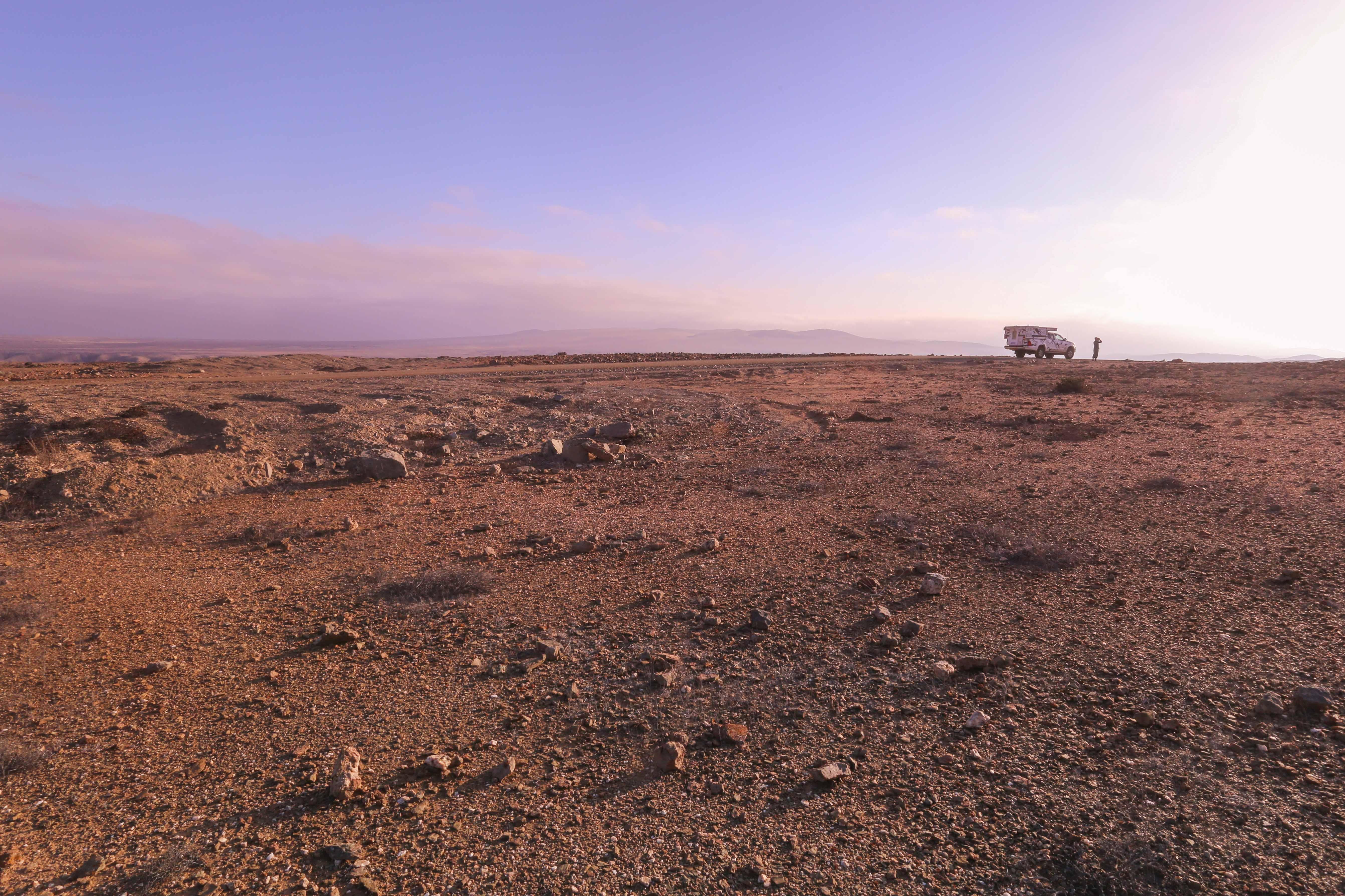 Absolute desert