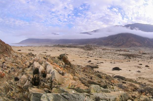 El Camanchaca del desierto de la costa
